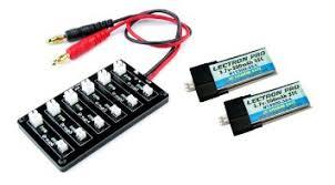 Buy Bundle Lectron Pro 3 7 volt 600mAh 35C Lipo Battery 2 Pack