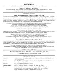 Information Technology Resume Template Sample College