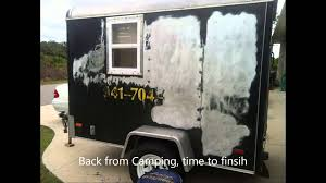 5x8 Cargo Camper Conversion - YouTube 85x34 Tta3 Trailer Black Ccession Awning Electrical Photos Of Customized Vending Trailers From Car Mate Intro To My 6x10 Enclosed Cversion Project Youtube 2017 Highland Ridge Rv Open Range Light 308bhs Travel Add An Awning Without A Rail Hplittvintagetrailercom2012 9 Best Camping Life Images On Pinterest Camping Retractable Haing A Vintage By Glamper Homemade Cargo Little X Red Awningscreenroom Combo Details For Flagstaff Tseries Our Diy 6x10 Cargo Trailer Cversion Kitchen Alinum Vdc Platinum Series Rnr