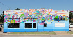 Deep Ellum Murals Address by Hampton U0027s Court Interview With Ricardo Paniagua