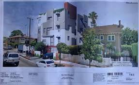 100 Amit Apel Neighbors Challenge Developers Of 250 N Wilton Place