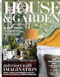 100 Www.home And Garden De Gournay Is Cover Feature Of House Magazine July
