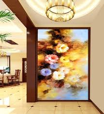3d Wall Art Bedroom Picture Canvas Wedding Decoration Hallway Mural Painting
