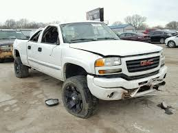100 Truck Salvage Wichita Ks 1GTHK23U56F181691 2006 WHITE GMC SIERRA K25 On Sale In KS