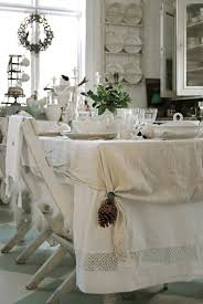 Shabby Chic Dining Room by Dining Room Captivating Shabby Chic Dining Room With Wreath