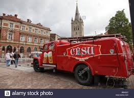 Town Square Of Cesis, Famous Cesu Beer Promotion Truck, Latvia Stock ... 3300 Miles From New 1947 Willy Jeep Cj2a Fire Truck Bring A Trailer Willys Hd Car Wallpapers Free Download 1950 Rebuild Truck Pinterest Trucks Ts Crab Shack Orlando Food Roaming Hunger Online Trucks Truck Jamies 1960 Pickup The Build Ton 4x4 Mb 11945 Museum Of The 1949 Or 1951 Gear 1884403026 Die Cast Cadian Tire Models 2 1953 Stake 1934 50s Wagon Suvs Bc Theyre Merican