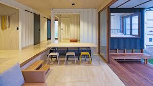 100 Shipping Container Home Interiors Inside The Batemans Bay Shipping Container House By