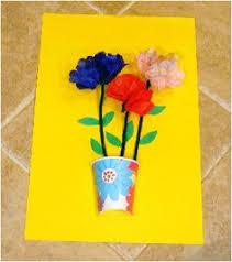 Pre School Older 3 D Flowers Please Visit The Website It Has GREAT Projects Squishideasforpreschoolblogspot 2012 03 Flower Crafts