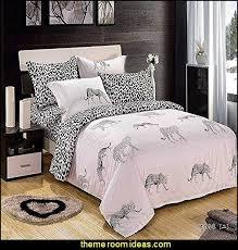 Zebra Print Bedroom Decor by Decorating Theme Bedrooms Maries Manor Wild Animal Print