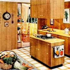 Heres Some Examples Of Fabulous 60s Era Kitchens Borrowed From Old Magazines Description Midcenturylivingblogspot I Searched For Thi