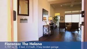 Meritage Homes Floor Plans Austin by The Helena Floor Plan The Florenza Community In Phoenix Arizona