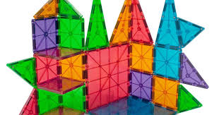 Magna Tiles Amazon Uk by Roddjakka Magna Tiles Clear Colors 100 Piece Set