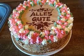 schokoladenbuttercreme torte