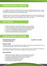 Resume Examples For Hospitality Industry Ideas Of