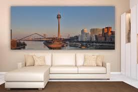 kunstdrucke düsseldorf im panorama format abstrakte