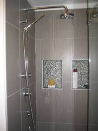 Schluter Tile Edging Colors by Tiled Shower Niche With Schluter Trim Tile Projects Pinterest