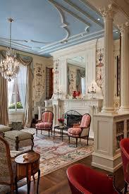 Beautiful Victorian Living Room Design 0