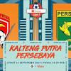 Kalteng Putra vs Persebaya