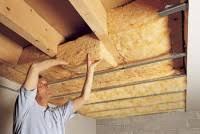 isolation phonique acoustique du plafond bien isoler le plafond