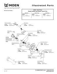 Moen Caldwell Faucet Instructions by Moen Bath Faucet Installation Kitchen Extraordinary Moen Single