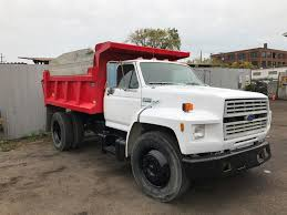 1993 Ford F700 Diesel Single Axle Dump Truck Under Cdl - Used Ford ... 1994 Gmc C7500 Topkick 5 Yard Single Axle Dump Truck Youtube 2010 Intertional 8600 For Sale 95994 2018 Isuzu Nrr Dump Truck 2834 Kenworth Ta Steel 7038 Used Trucks Freightliner Triaxle 9019 Ford Flatbed 11602 Vacuum Sales Service Equipment 1995 Ford L9000