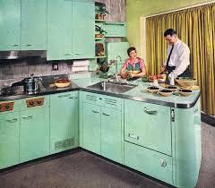 Much Love For An Aqua Kitchen