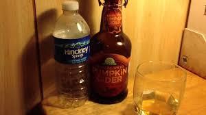 Pumpkin Juice Harry Potter Recipe by Natures Nectar Sparkling Spiced Pumpkin Cider Youtube