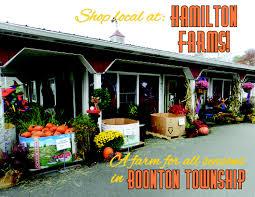 Pumpkin Picking Parsippany Nj by Hamilton Farms A Farm For All Seasons