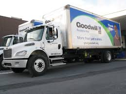 Goodwill Industries - Various Fleet Vehicle Graphics | Exhibit Studios Las Vegasarea Residents See Toll From Goodwill Bankruptcy Our Work Wisconsin Screen Process Green Archives Omaha The Weight Loss Clean Out Special Marcie Jones Design Truck Wraps Peterbilt Rolloff In Action 122910 Youtube Of Southeast Georgia Nne Jobs Goodwillnnejobs Twitter Dation Center Laguna Niguel El Lazo Road School Drive Two Employees Are Unloading A Truck Is Parked Front