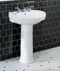 18 Inch Pedestal Sink by The Pros Cons And Basics Of Pedestal Sinks