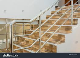 Staircase Residential House Stainless Steel Banister Stock Photo ... Best 25 Banister Ideas On Pinterest Banisters Staircase 2 Bedroom Flat House Hackney E9 3800 Fjlord 10 Best Images Mer Mag More From The Meanwhile At Housebonnets And Pony Play Banister Pictures Interior Impressive Elegant Rails Metal Ideas Ytusa Homerton Bed Flat 6bt 3500 For The