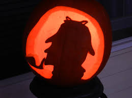 Winnie The Pooh Pumpkin by 27 Literary Jack O Lanterns Inspired By Your Favorite Books
