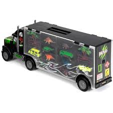 22 Kids Giant Transport Carrier Semi Truck Car Helicopter Dinosaur ... 11 Of The Best Toy Semi Trucks For Revved Up Kids In 2017 Rc Velocity Toys Ertl 15978 John Deere Truck With Grain Hauler Trailer Ebay Paw Patrol Patroller Walmartcom Stop Pictures Long Haul Trucker Newray Ca Inc Monster Treads Tractor And 2pack At Toystop Tamiya 114 Ford Aeromax 6x4 Kit Tam56309 Cars Bestchoiceproducts Rakuten Choice Products Transport City Peterbilt Farm For Fun A Dealer