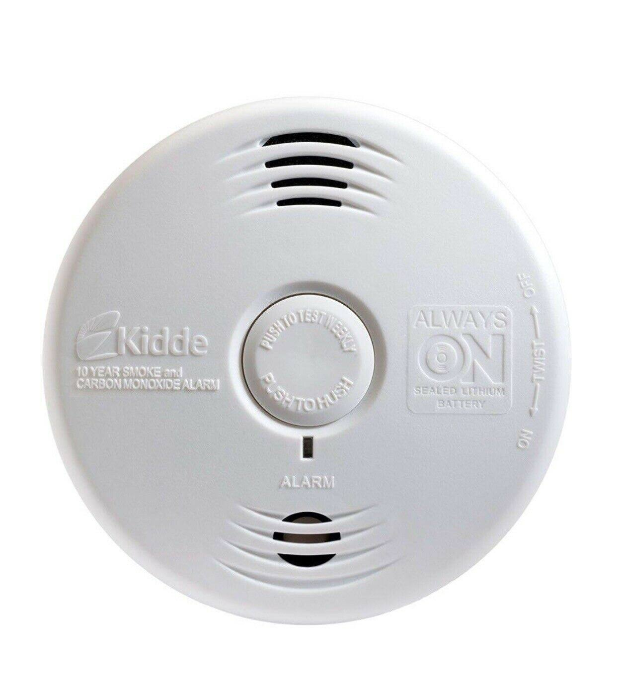 Kidde Worry Smoke and Carbon Monoxide Alarm