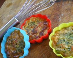 mini quiches individuelles sans pâte cuisiner avec ses 5 sens