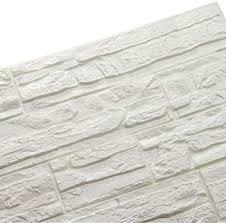 velocity 3d wandpaneele selbstklebend steinoptik weiß 3d ziegelstein tapete brick muster tapete für kinderzimmer schlafzimmer wohnzimmer moderne