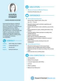 Clinical Research Assistant Resume Sample | Visual.ly Resume For Research Assistant Sample Rumes Interns For Entry Level Clinical Associate Undergraduate Assistant Example Executive Administrative Labatory Technician Free Lab Examples By Real People Market Objective New Teacher Aide No Experience Elegant Luxury Psychology Atclgrain Biology Ixiplay