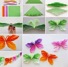 How To Make Paper Erfly Creative Ideas