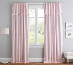Evelyn Linen Blend Valance Tassel Blackout Panel | Pottery Barn ... Kitchen Window Treatments Pottery Barn Cauroracom Just All About Ding Room Curtains And Amazon Drapes Living Dning White Roman Shades Valances Types Of Blinds Fniture Sweet Bedroom Decoration Using Brown Wicker Storage Bed Kids Desks Hpodge Decorating Gray Valance Home Design Ideas Shower Tags Shower Curtain Sets With Rugs 116488 Evelyn Bow Curtain Purchased The Floral Curtains For