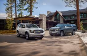100 Premier Cars And Trucks Chevrolet Introduces Tahoe And Suburban Plus Special Editions