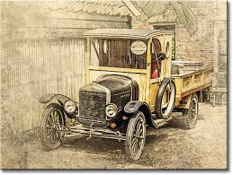 First Ford Truck, Model T Picture On Stretched Canvas, Wall Art ... Fvision In Action Ford Showed The First Video Of Futuristic The First Diesel F150 Ever Capital Winnipeg Drive How Different Is Updated 2018 Fast Black Widow Youtube Hybrid Confirmed For 20 Fox News Trucks Turn 100 Years Old Today Motor Co Historic Photos Of Louisville Kentucky And Environs Bronco Fords Suv Turns 50 Hemmings Daily Power Stroking Truck Buyers Guide Drivgline Mustang 360 Model Aa Rarities Unusual Commercial
