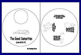 Good Samaritan Story Wheel