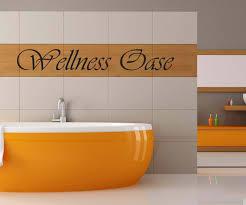 badezimmeraufkleber wellness oase badezimmer bad aufkleber sticker 1k129 wandtattoos und leinwandbilder günstig mydruck store