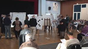 salle michel audiard eu 4 5 et 6 novembre 2011 à eu un festival hommage jean rossat