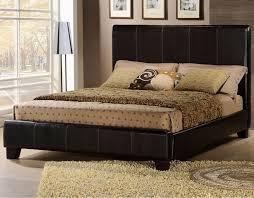 Low Platform Bed Full Size Platform Bed – MarkU Home Design
