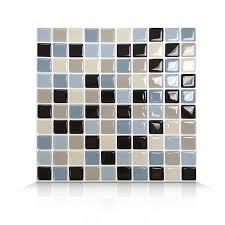 Smart Tiles Peel And Stick by Peel And Stick Backsplash Maya Smart Tiles