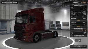 DAF XF 95 + Tandem Mod V 4.5 » Modai.lt - Farming Simulator|Euro ...