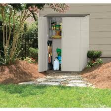 6 X 6 Rubbermaid Storage Shed by Incredible Shop Small Outdoor Storage At Lowes Rubbermaid Outdoor