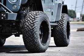 FUEL® GRIPPER M/T Tires