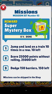 Subway Surfers Halloween Download by Image Mission Set 93 Png Subway Surfers Wiki Fandom Powered
